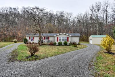 Dickson Single Family Home Under Contract - Showing: 105 Balthrop Hollow Rd