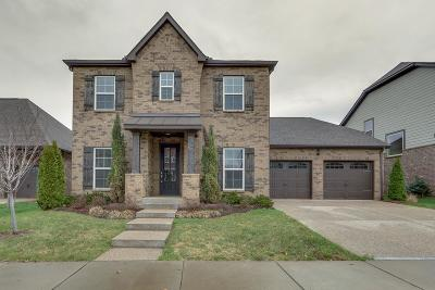 Franklin Single Family Home For Sale: 5010 Rizer Point Dr