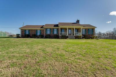 Christian County, Ky, Todd County, Ky, Montgomery County Single Family Home Under Contract - Showing: 2880 N Hinton Rd
