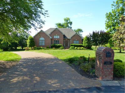 Gallatin Single Family Home For Sale: 1120 Elizabeth Ct