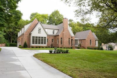 Single Family Home For Sale: 4005 Crestridge Dr