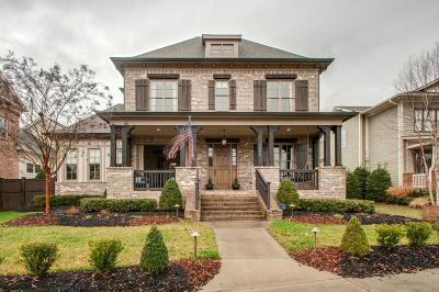 Franklin Single Family Home For Sale: 1335 Jewell Ave