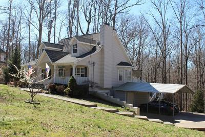 Kingston Springs Single Family Home Under Contract - Showing: 1430 Fallen Beetree Rd
