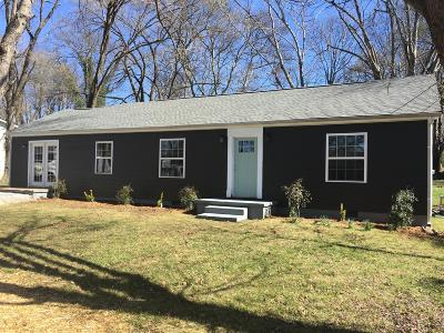 Gallatin Single Family Home Under Contract - Showing: 220 Morton Ave