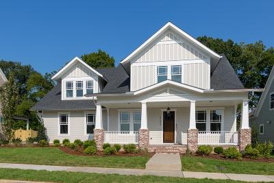 Franklin Single Family Home For Sale: 5042 Maysbrook Lane - Lot 7