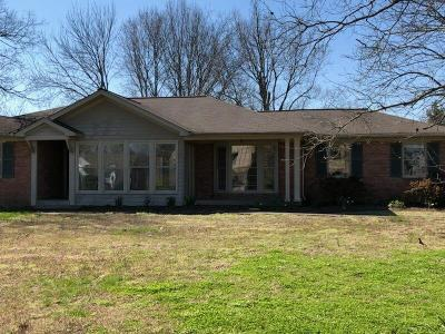 Green Hills Single Family Home For Sale: 903 Coral Rd