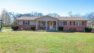 Maury County Single Family Home Under Contract - Showing: 105 Pawnee Trl