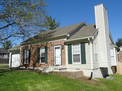 Christian County, Ky, Todd County, Ky, Montgomery County Single Family Home For Sale: 1991 Timberline Way