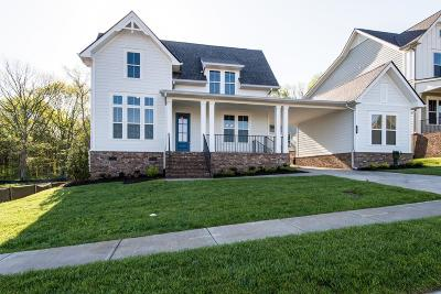Nolensville Single Family Home For Sale: 600 Dunmeyer Court Lot 94