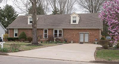 Smyrna Single Family Home Under Contract - Showing: 114 Partridge Ct