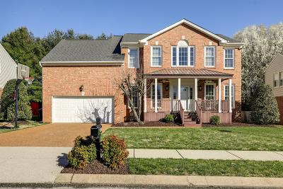 Franklin TN Single Family Home Under Contract - Showing: $412,500
