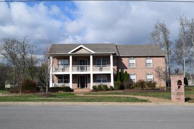 Spring Hill Single Family Home Under Contract - Showing: 500 Mark Green Ct