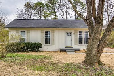 Goodlettsville Single Family Home For Sale: 1013 Slaters Creek Rd