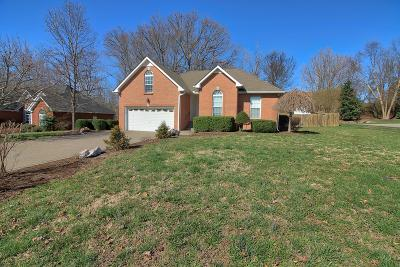 Single Family Home For Sale: 1153 Franklin Dr