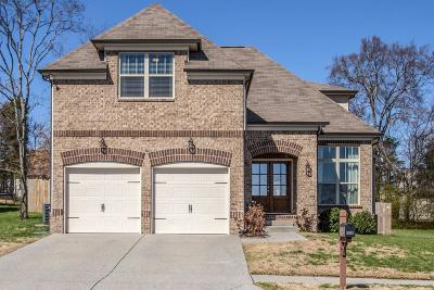 Spring Hill Single Family Home Under Contract - Showing: 1031 Achiever Cir