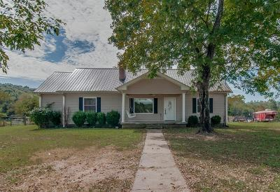 Lebanon Single Family Home Under Contract - Showing: 390 Shorter Rd