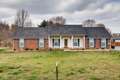 Columbia Single Family Home For Sale: 1044 Cliff White Rd