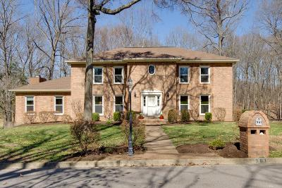 Clarksville TN Single Family Home Sold: $355,000