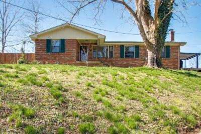 Joelton Single Family Home Under Contract - Showing: 8152 Jackman Rd
