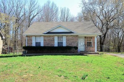 Clarksville TN Single Family Home Active - Showing: $97,000
