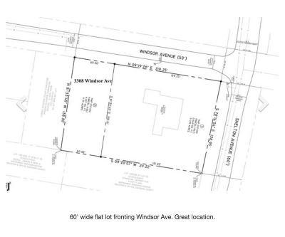 Nashville Residential Lots & Land For Sale: 3308 Windsor Ave