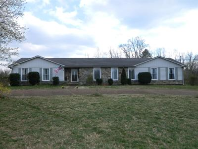 Joelton Single Family Home For Sale: 8134 Lain Hollow Rd