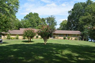 Hendersonville Single Family Home For Sale: 240 Lake Valley Rd