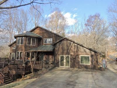 Montgomery County Single Family Home Under Contract - Not Showing: 1577 Harrell Ln