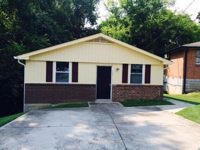 East Nashville Multi Family Home Under Contract - Showing: 2312 Campbell Dr