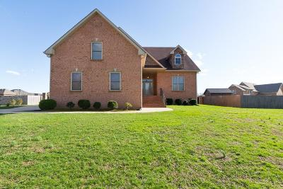 Clarksville Single Family Home Active - Showing: 2556 Everwood Ct