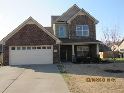 Single Family Home Sold: 1509 John Lee Ln