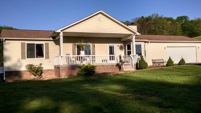 Marshall County Single Family Home For Sale: 1962 Collier Rd