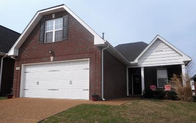 White House Single Family Home Under Contract - Showing: 404 Indian Ridge Cir