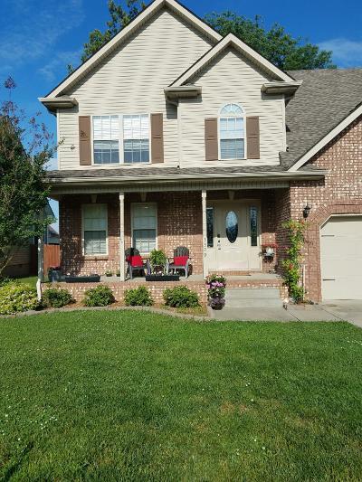 Fields Of Northmeade Single Family Home For Sale: 3329 Melissa Ln