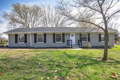 Maury County Single Family Home Under Contract - Showing: 4003 Park Dr