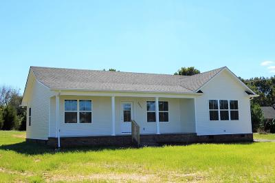 Lewisburg Single Family Home For Sale: 2803 Case Dr