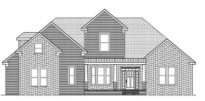 Hendersonville Single Family Home For Sale: 2010 Eagle View Rd