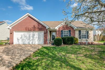 Spring Hill  Single Family Home Under Contract - Showing: 2218 New Port Dr