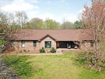 Hendersonville Single Family Home For Sale: 109 Sioux Ct