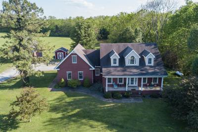 Shelbyville Single Family Home For Sale: 372 Montgomery Road