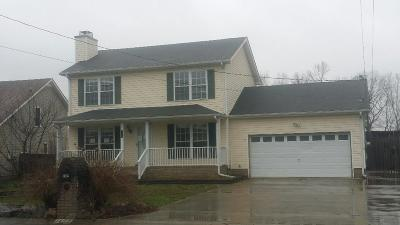 Christian County, Ky, Todd County, Ky, Montgomery County Single Family Home Under Contract - Showing: 1452 Buchanon Dr