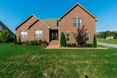 Lebanon Single Family Home Under Contract - Showing: 706 Asbury Hawn Dr