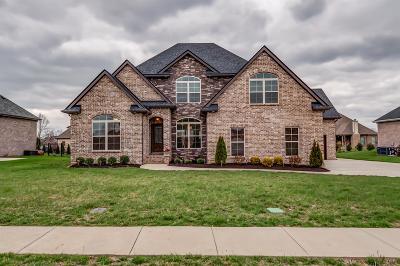 Murfreesboro Single Family Home For Sale: 2811 Hatteras Ct