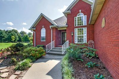 Burns TN Single Family Home Under Contract - Showing: $359,900