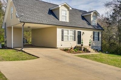 Lewisburg Single Family Home For Sale: 933 Wedgewood Dr