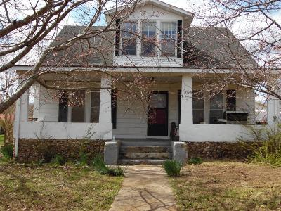 Hohenwald Single Family Home Under Contract - Showing: 106 S Oak St