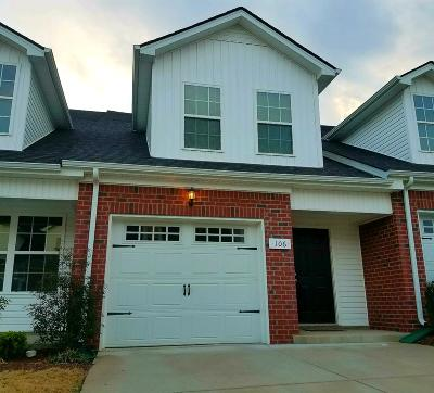 Smyrna Condo/Townhouse Under Contract - Showing: 106 Latimer Dr