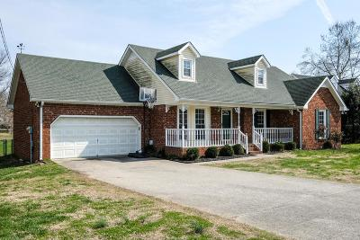 Smyrna Single Family Home Under Contract - Showing: 130 Bordeaux Ct