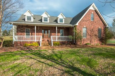 Burns Single Family Home Under Contract - Showing: 419 Buddy Road