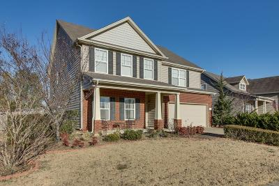Brentwood  Single Family Home Under Contract - Showing: 7295 Autumn Crossing Way